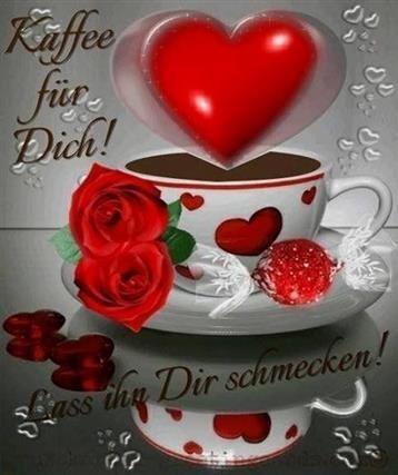 Verliebt gif morgen guten Guten morgen