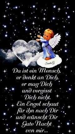 Gute Nacht Bilder Mit Engel Gb Bilder Gb Pics