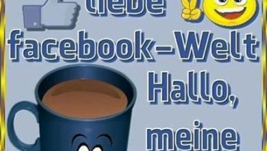 Photo of guten morgen bilder auf facebook
