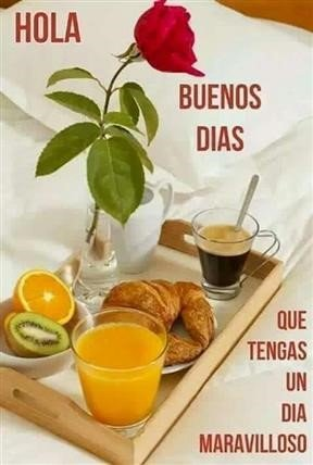 Morgen Auf Spanisch