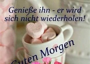 Photo of guten morgen bilder bei whatsapp
