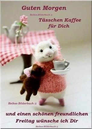 Guten Morgen Es Ist Freitag