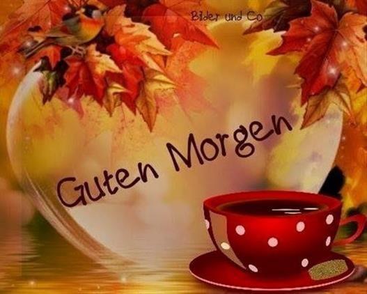 Guten Morgen Bilder Herbst Gb Bilder Gb Pics
