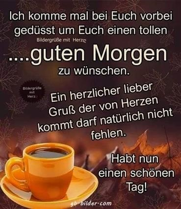 Grüße liebe morgen guten Guten Morgen