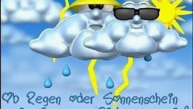 Photo of guten morgen bilder regen