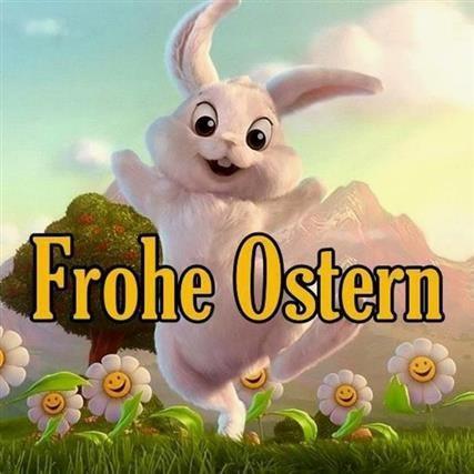 Guten Morgen Frohe Ostern