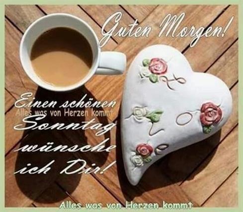 Guten Morgen Schönen Sonntag Bilder Gb Bilder Gb Pics