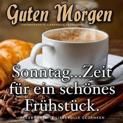 Guten Morgen Und Schönen Sonntag Bilder Gb Bilder Gb