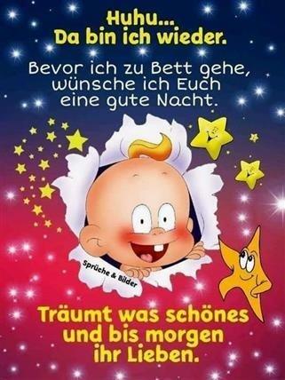 Lustige Gute Nacht Bilder Und Sprüche Gb Bilder Gb Pics
