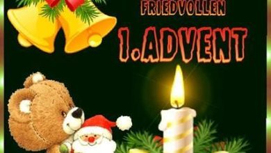 Photo of bilder kostenlos 1. advent