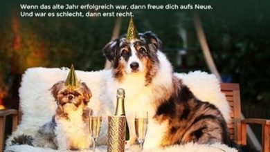 Photo of silvestergrüße whatsapp