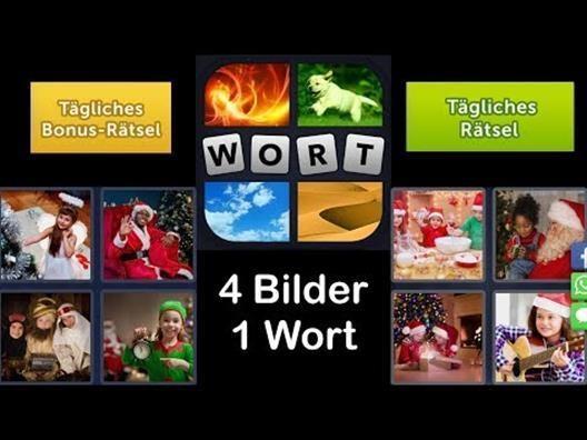 Ein Wort Und Vier Bilder