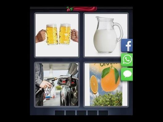 Vier Bilder Ein Wort Download