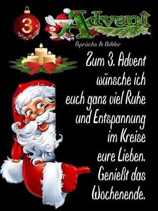 Witzige Bilder Zum 3 Advent Gb Bilder Gb Pics
