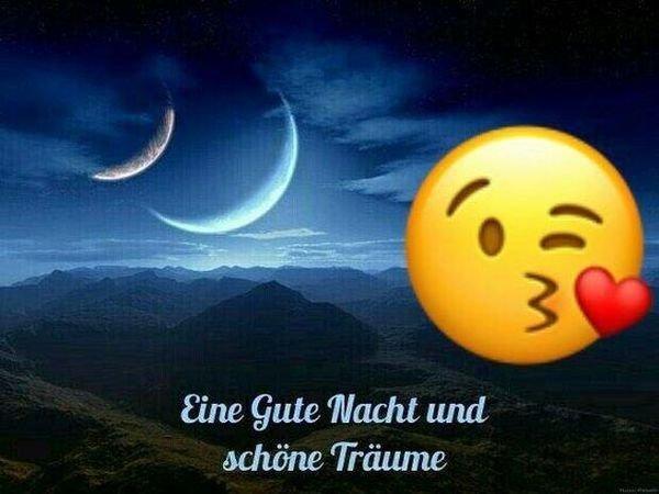 gute nacht whatsapp smileys - Gb Bilder • GB Pics